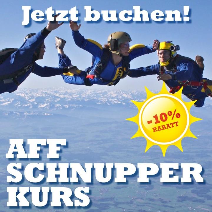AFF Schnupperkurs
